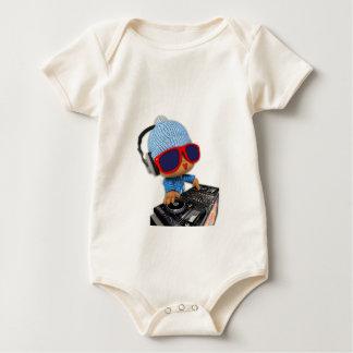 DJ Peekaboo Baby Bodysuit