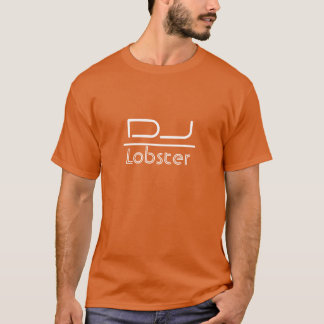 DJ personalized name t-shirt