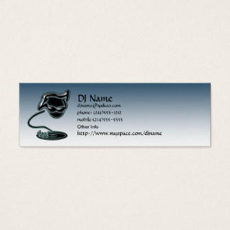 DJ Profile Card