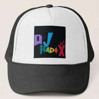 DJ Radix Trucker Hat