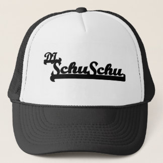 DJ Schu Schu Hat - Black
