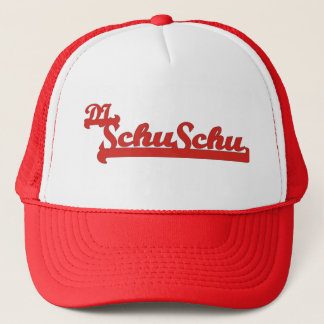 DJ Schu Schu Hat - Red