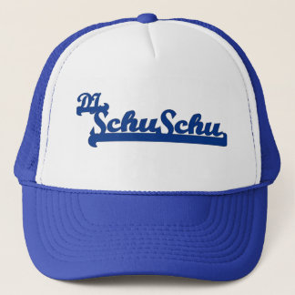 DJ Schu Schu Hat - Royal Blu