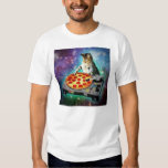 DJ Space Cat Spinning some sweet Za Shirt
