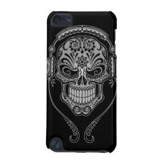 DJ Sugar Skull – Black iPod Touch 5G Case
