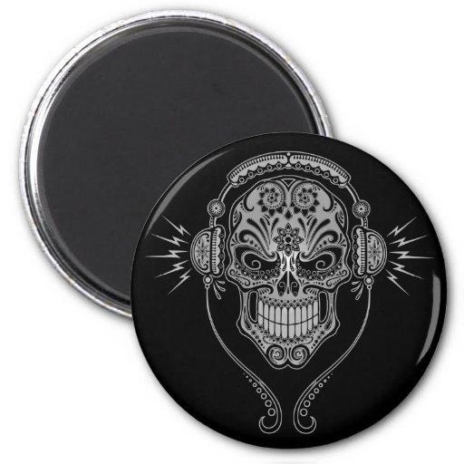 DJ Sugar Skull – Black Magnets