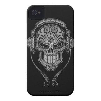 DJ Sugar Skull – dark iPhone 4 Cover