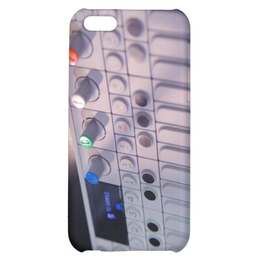 DJ Teenage Engineering OP-1 iPhone 5C Cover