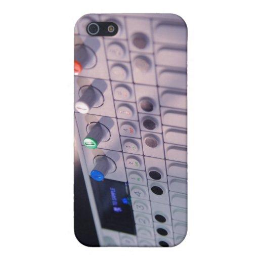 DJ Teenage Engineering OP-1 iPhone 5 Cases