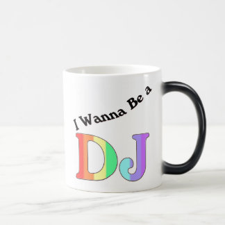 DJ Wanna Be Magic Mug