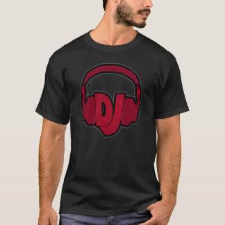 DJ wearing headphones T-Shirt