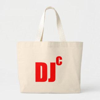 djc cover tote bag