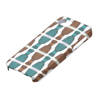 Djembe Drum Pattern Case-Mate iPhone 5 Case