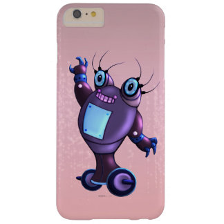 DJEZEL ROBOT CARTOON Case-Mate Barely There iPhone Barely There iPhone 6 Plus Case