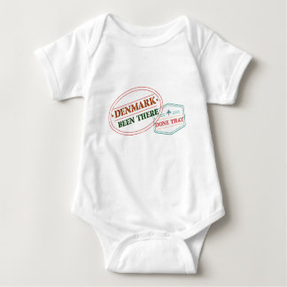 Djibouti Been There Done That Baby Bodysuit
