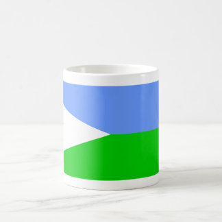 Djibouti Flag Coffee Mug