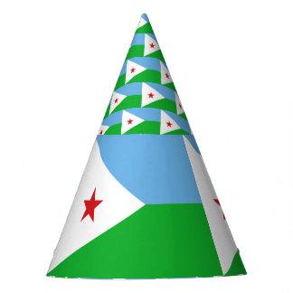Djibouti Flag Party Hat