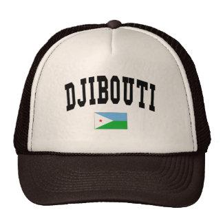 DJIBOUTI TRUCKER HATS