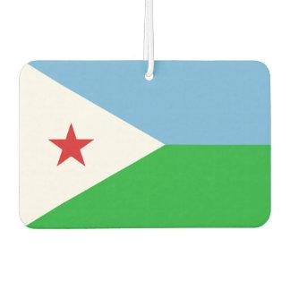 Djibouti National World Flag