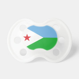 Djibouti National World Flag Dummy
