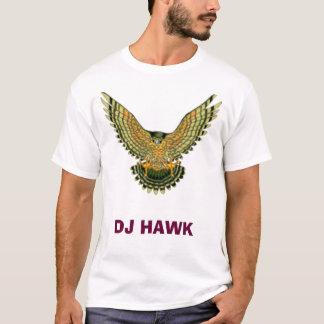 djlogo, DJ HAWK T-Shirt