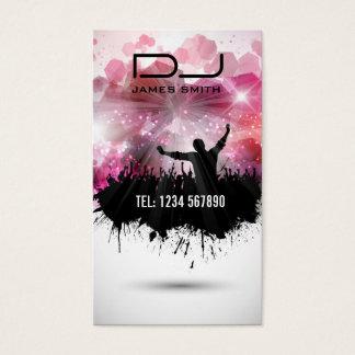 DJ's Business Card