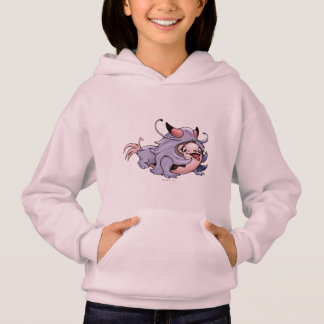DJUMAN ALIEN CARTOON Hoodie Girl 2