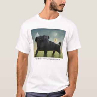 dk_2009feb20a, Shar Pei - www.pugcasso.com T-Shirt