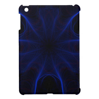 Dk. Blue laser Case For The iPad Mini