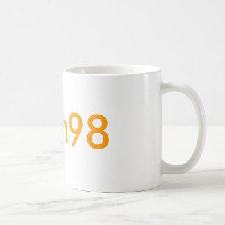 Dlan98 Basic White Mug