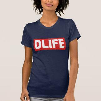 DLIFE Navy Tees