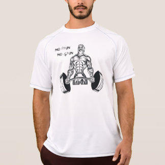 DLPAIN MUSCLE T-SHIRT