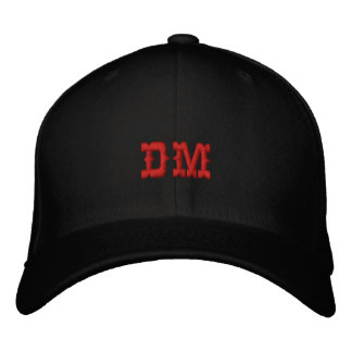 DM cap Embroidered Hat
