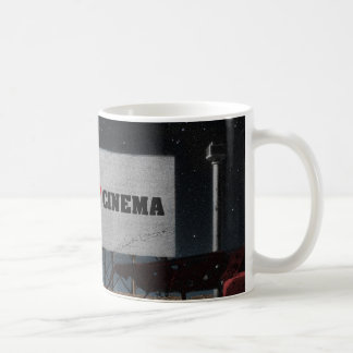 D'Ment'D Cinema Coffee Mug
