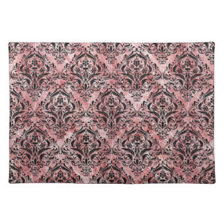 DMS1 BK-RW MARBLE (R) PLACEMAT