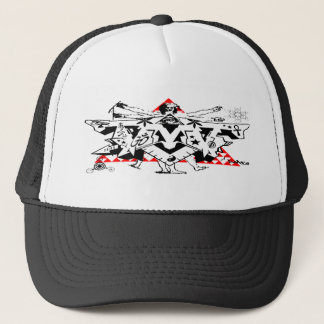 DMT ACCESSORIES-HAT TRUCKER HAT