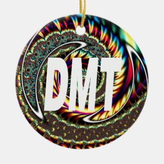 DMT CERAMIC ORNAMENT
