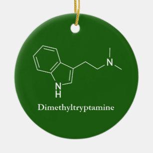Chemical Molecule Christmas Tree Decorations & Ornaments   Zazzle com au