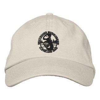 DMV Baseball Hat Black Logo