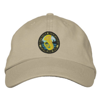 DMV Baseball Hat Colour Logo