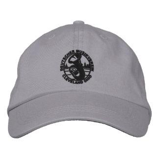 DMV Black Logo Baseball Hat
