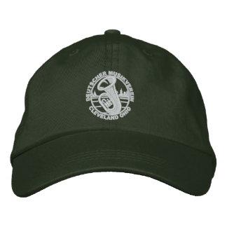 DMV White Logo Baseball Hat