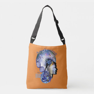 DNA Awakening design Crossbody Bag