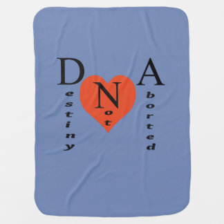 DNA BABY BLANKET