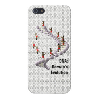 DNA: Darwin's Evolution Case For iPhone 5/5S