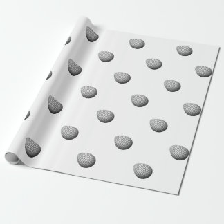 DNA egg Wrapping Paper