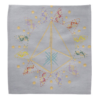 DNA Healing/Activation Bandana