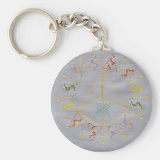 DNA Healing/Activation Key Ring