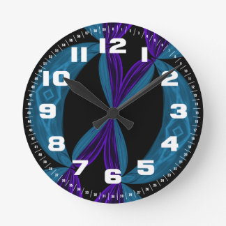 DNA Loops Round Clock