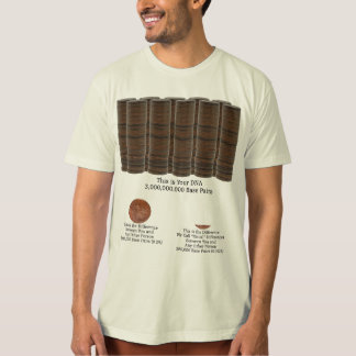 DNA of the Races T-Shirt